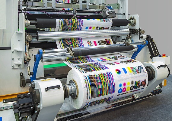 Flexography is used as a thinning solvent for printing and gravure printing.